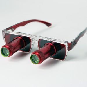 노안 및 회복훈련전용- 보라매눈 Red